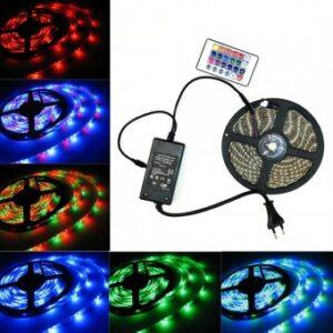 Kit Bandă LED 5050