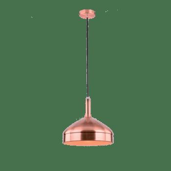 Pendul LED Cupru