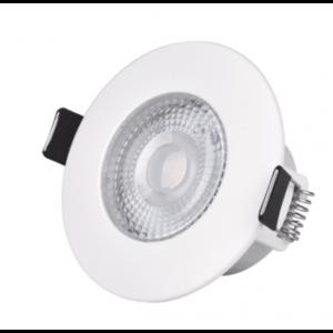 Spot LED 5W Rotund Alb Rece