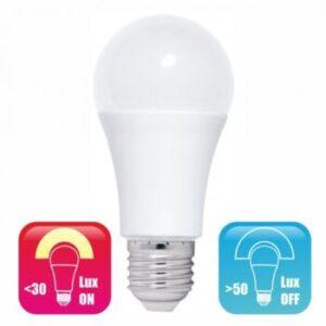 Bec LED cu Senzor de Lumină