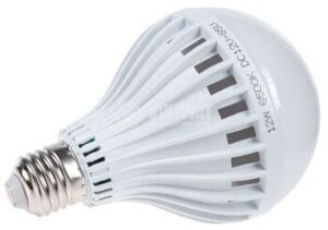 Bec 12W LED Glob mat 12V