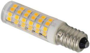 Bec 7W LED Alb Cald E14