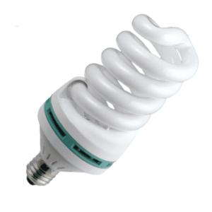 Bec LED Spirală