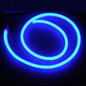 Neon flex LED Albastru