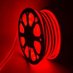 Neon flex LED Roșu