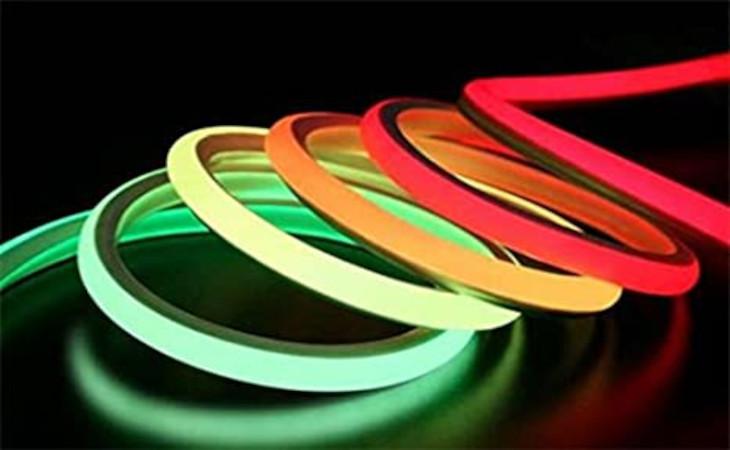 banda led neon flex 12v