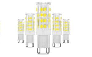 Becuri LED G9