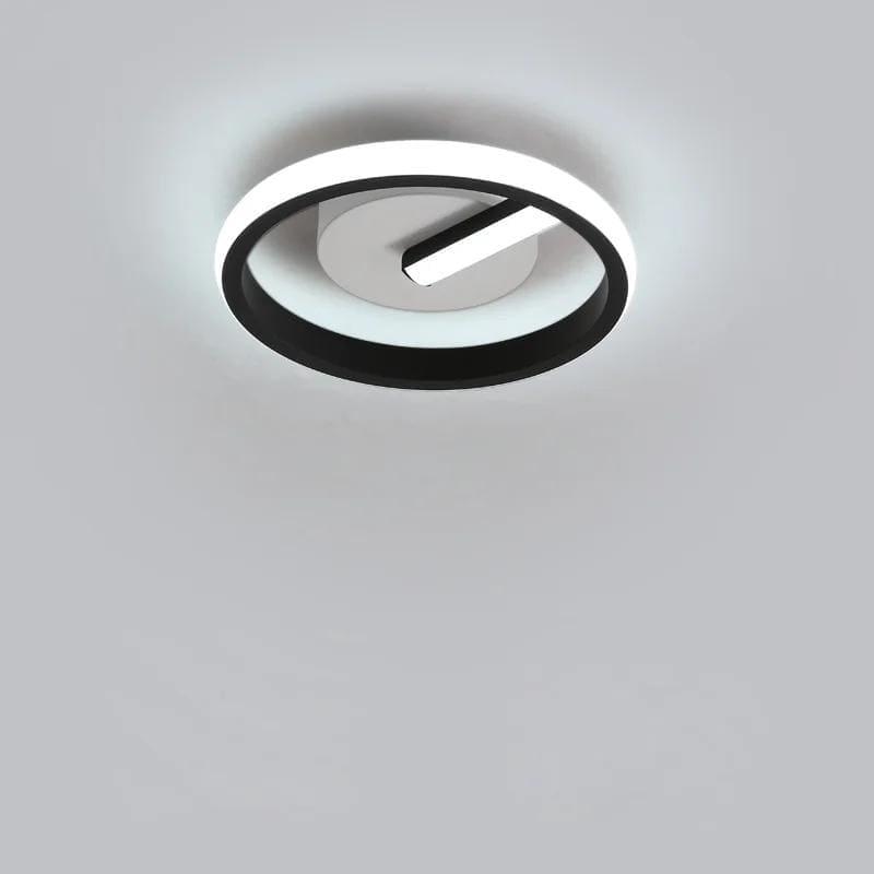 Lustră LED Rotundă