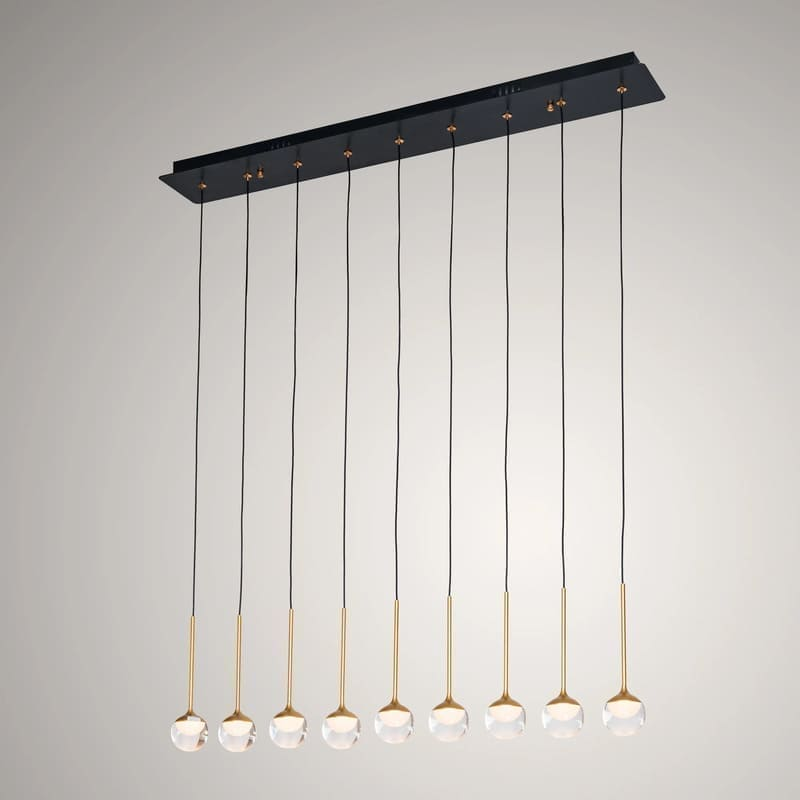 Pendul LED 9 Brațe 35W