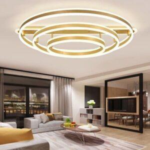 Lustra LED 360W Dimabila Cu Telecomanda