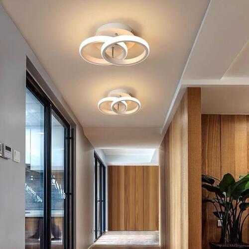 Aplica LED 36W Doua Cercuri