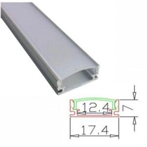 Profil Aluminiu 1M Aplicat