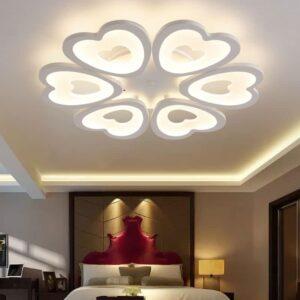 Lustra LED Dimabila Cu 3 Functi 168W
