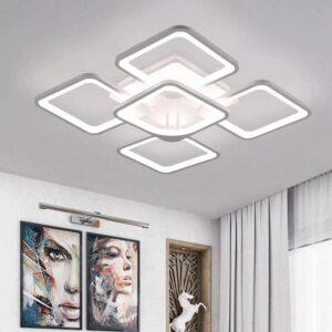 Lustra LED Dimabila Cu 3 Functi 120W