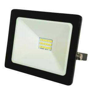 Proiector LED 50W Alb Rece