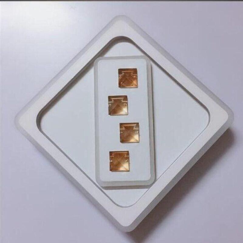 Aplica LED 12W Cu Trei Faze De Iluminare