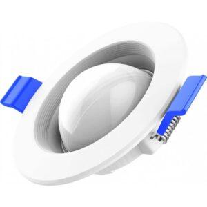 Spot LED Saturn 18W Alb Rece Cip Samsung