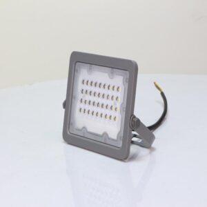 Proiector LED Gri 30W Lumina Rece