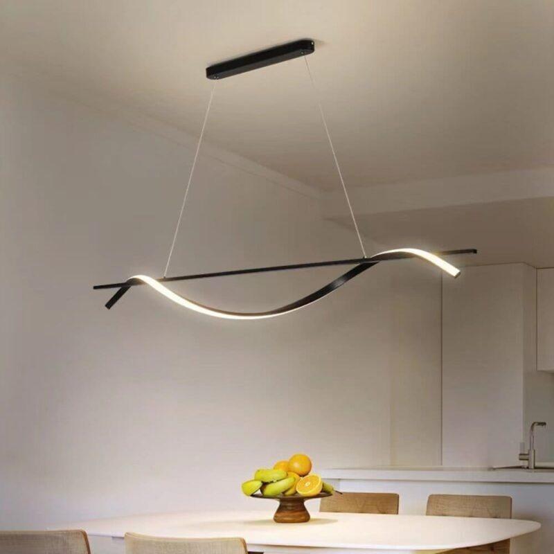 Lustra LED Suspendata Dimabila 40W
