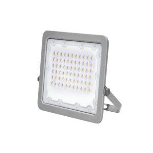 Proiector LED Gri 50W Lumina Rece
