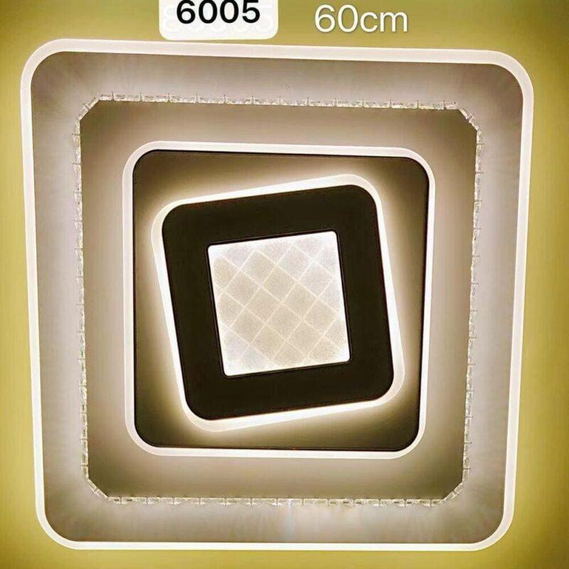 Lustra LED Dimabila 230W Cu Telecomnda Wifi