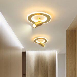 Aplica LED Gold 20W