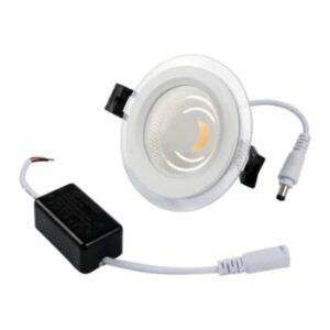 Spot LED Sticla 5W Alb Rece