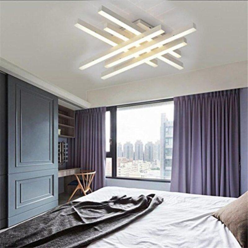 Lustra LED Dimabila 160W White
