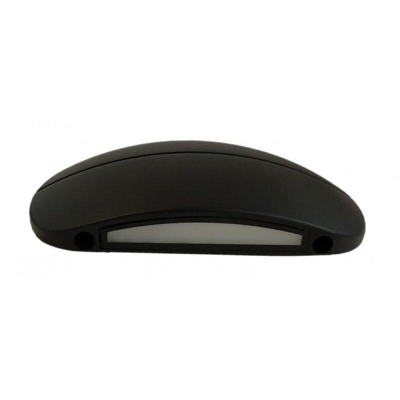 Aplica LED Perete Mouse 5+5W IP 65 Lumina Alb Cald