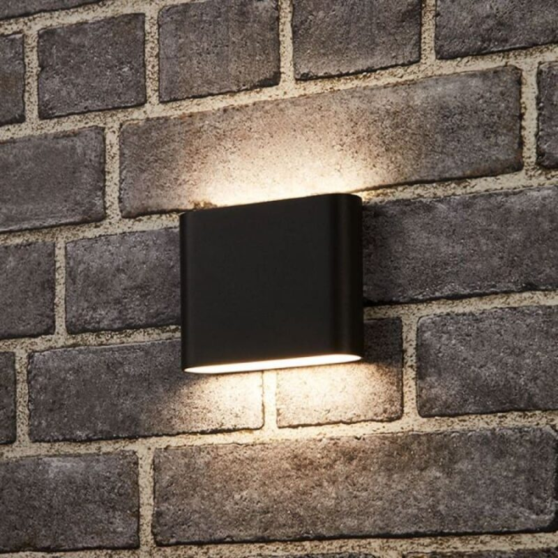 Aplica LED 6W Lumina Calda IP65